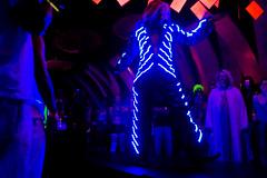 LED suit