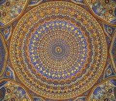 Samarkand, Uzbekistan, June 20, 2008 (Ivan S. Abrams) Tags: arizona islam ivan mosque getty silkroad