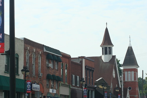 Downtown Fenton