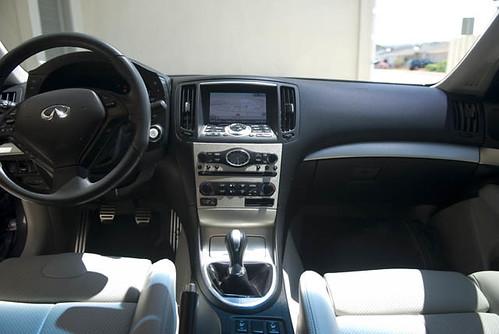 interior picture of 2007 Infiniti G35