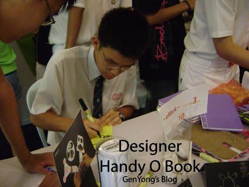 Designing O Book
