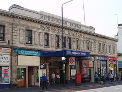 Picture of Paddington Station