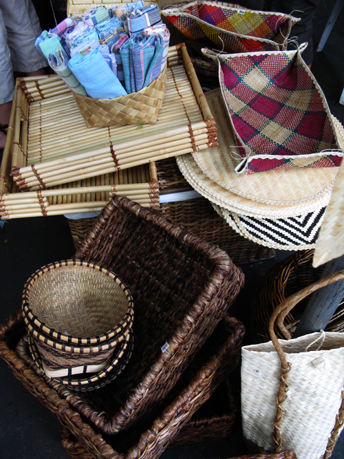 Salcedo Market - Baskets