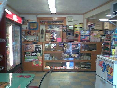 Selam Store Interior