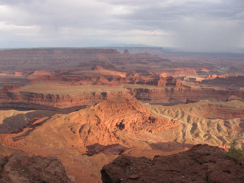 dead horse point - sunset I