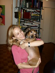 with Pickle (Ferna Zahsum) Tags: dog hug hold