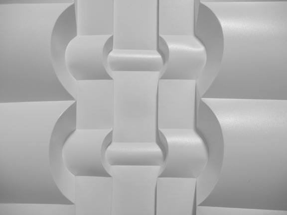 constructivist hydraulic pistons