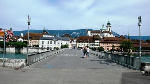 Kreuzackerbrück, Solothurn