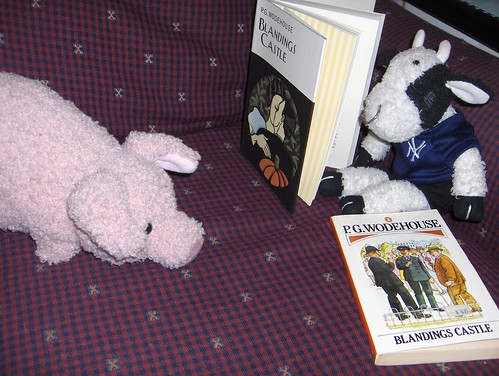 A Wodehouse a Week #68: Blandings Castle