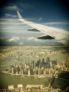 Miles Over Manhattan