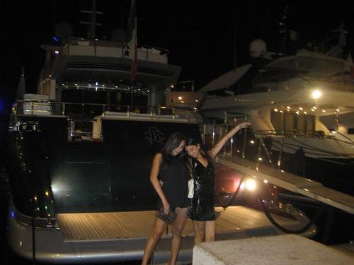 Roberto Cavalli's Mega-Yacht