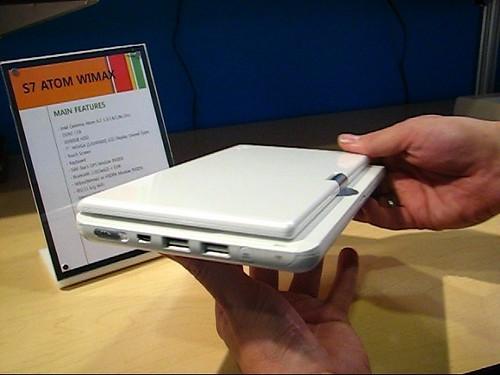 Viliv S7 UMPC