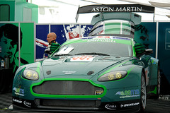 Drayson-Barwell Aston Martin
