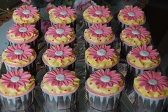 Pink saidy Cupcake