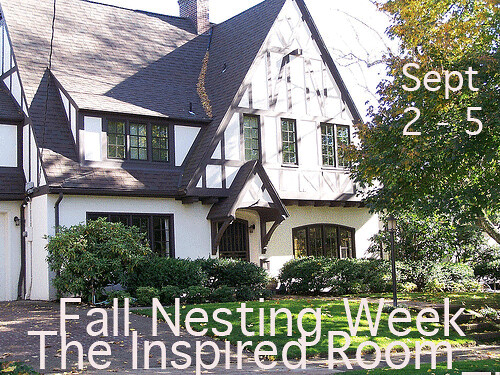 Fall Nesting Week Invitation