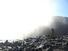 SPRAYED (Quo vadis, Ina?) Tags: man waterfall iceland photographer uomo acqua dettifoss fotografo cascata islanda sprayed fiatlux naturalmente cascatadidettifoss acquanebulizzata