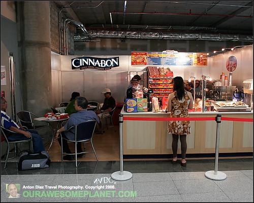 NAIA Terminal 3-4