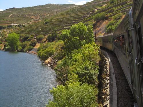 el tren del Douro