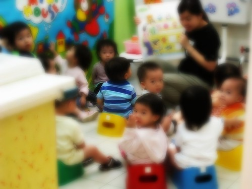 potty time @ daycare retouch