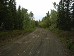 Klutina lake trail (Doonwalker) Tags: alaska copperriver