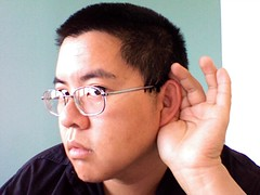 Slackershot: LIstening