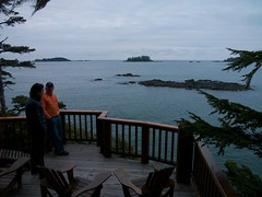 Middle Beach Lodge (Sam Beebe, Ecotrust) Tags: ocean canada pacific britishcolumbia sbb tofino clayoquot spencerbeebe clayoquotsound middlebeach middlebeachlodge tristanmcallister