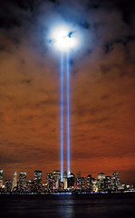 Day 100: in memoriam (shutterbugMike) Tags: nyc newyorkcity newjersey jerseycity worldtradecenter 911 nikond50 twintowers september11 groundzero lowermanhattan towersoflight tributeinlight september11th libertystatepark jerseycitynj gonebutnotforgotten project365 totumblr