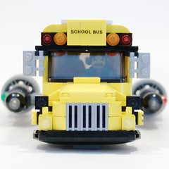 Lunar School Bus