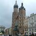 Marienkirche auf dem Marktplatz, Krakau, PL
