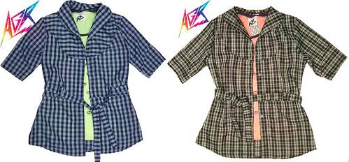 Camisas Escocesas Verano 09