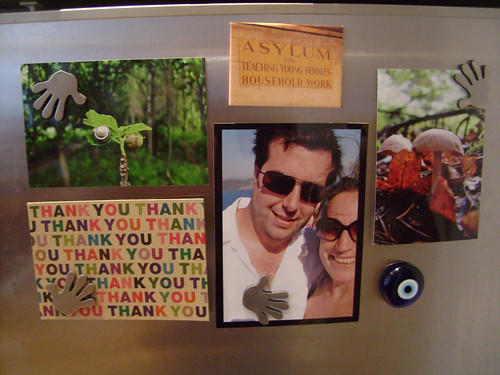 My fridge door