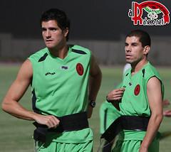 Training before Al Khor match (A L R a h e e b . N e t) Tags: qatar rayyan leauge  alrayyan     rayyani alraheeb