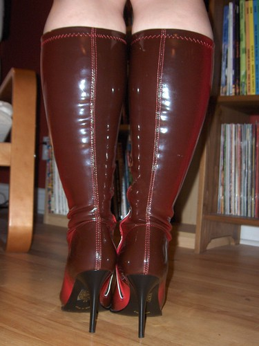 red boot fetish
