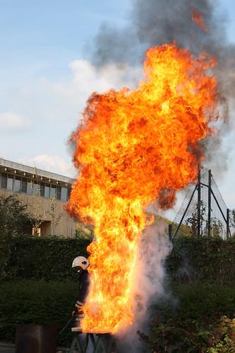 Opendeur brandweer Leuven