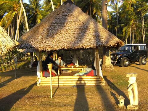 Coco-Beach Berugak
