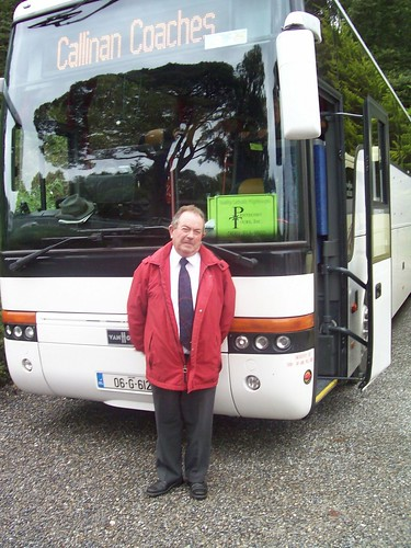 Ireland - John the coach driver