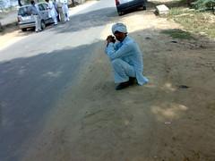 INTZAR HAI KISIKI (dahiyaranbir) Tags: waiting village haryana