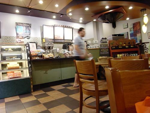 Inside Starbucks, Ricoh GX200 Full-Sized Sample -- R0010088
