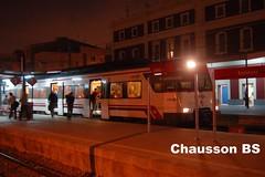 061026 016 (chausson bs) Tags: trenes bahn nocturnas railways trens ferrocarriles badalona nocturnes cheminsdefer ferrocarrils