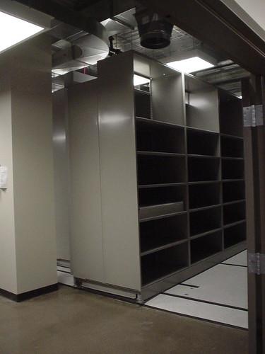 Dean Hall Compactor Storage