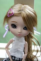 Meredith (~hera~) Tags: japan wig cancan pullip latte pullips junplanning rewigged