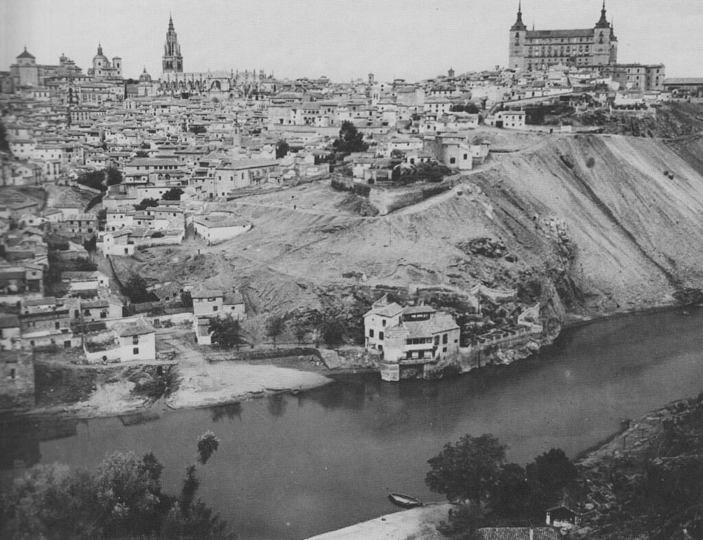 Toledo. Foto Kurt Hielscher 1914-19