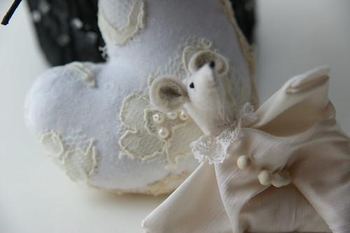 Een muisje voor een hartje