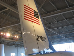IMG_3448 (lakeguydreams) Tags: airforceone boeing707 27000 ronaldreaganpresidentiallibrary dectrip2009