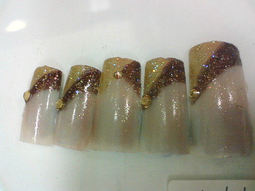 nail arts for lovely fingers