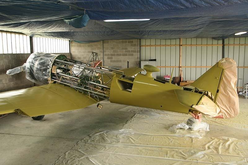 Restauration d'un SNJ-5 3113562585_f8ff9328c6_o