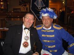 Prinz Manny und Rudy (jessevandenberg) Tags: den sint carnaval bosch trier shertogenbosch oeteldonk hendrien dansmaris dansmaries rkdv dansmari ganzlidl