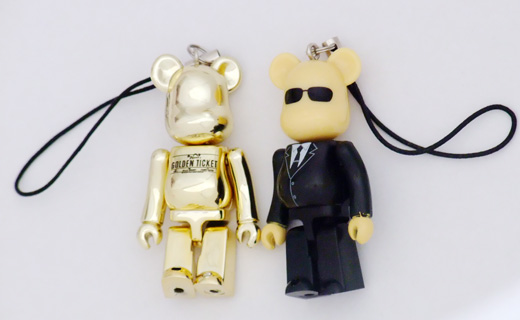 Freebie! - Warner Bros. Be@rbrick