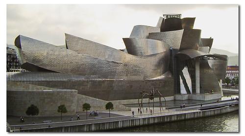 Guggenheim Museum Bilbao, Spain, by jmhdezhdez