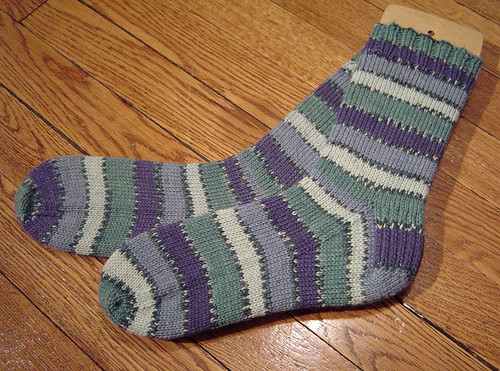 Sock #29 (52 Sock Challenge)